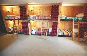 Bunk Beds Built Into Wall Bunk Beds 4 Beds Built Into Wall Like Intersafe
