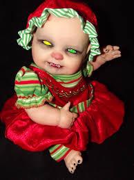Scary Baby Doll Halloween Costume Crimson Moon Demon Babies Dolls Demon Baby Dolls