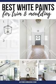 what is the most popular white for trim best white trim paint colors 12 best white shades diy