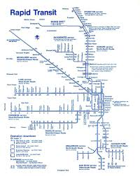 El Train Chicago Map by Red Line Archive White Sox Interactive Forums