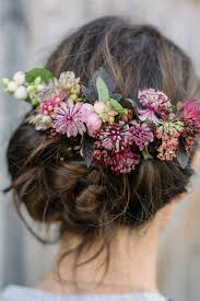 wedding flowers hair 17 best images about wear some flowers in your hair on