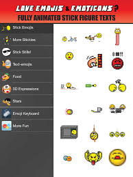 thanksgiving animated emoticons app shopper free stick emoji texting social networking