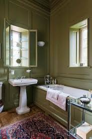 panelled bathroom ideas wonderful country house bathrooms eizw info