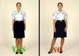 air force female hair standards dress and behave for success use afi 36 2903 hurlburt field