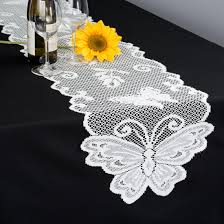 butterfly home decor accessories decor butterfly lace table runners for intersting home