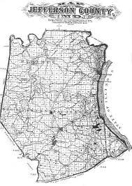 Mo Map Jefferson County Genealogical Society Missouri 1876 Township Map