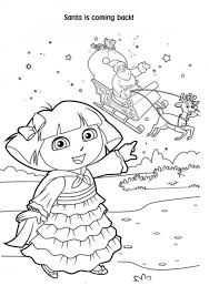 95 dora coloring pages gallery monkeys printable