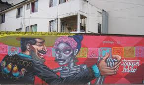 Bordeaux Street Art A Street Art Tour Of Mexico City