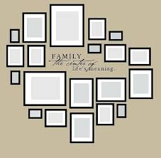 ideas for displaying pictures on walls project family wall art family wall and display family photo wall