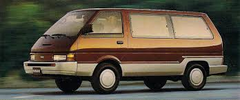 1990 nissan van information and photos zombiedrive