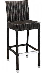bar stools restaurant restaurant wicker bar stool