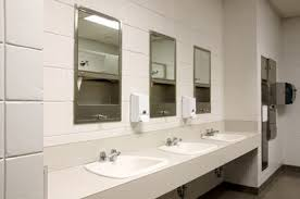 Commercial Bathroom Mirrors by Mirrors Oklahoma Bath Pros