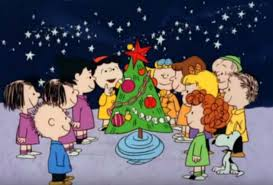 linus christmas tree drop the blanket 2 the rest of linus s story from a brown