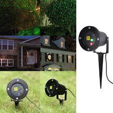 Firefly Laser Outdoor Lights by Outdoor Starry Laser Led Landscape Light Shower Garden Motion