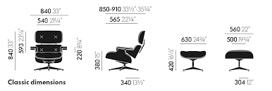 Armchair Measurements Furniture Retro Obsessions