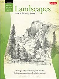 How To Draw Landscapes by Drawing Landscapes With William F Powell Learn To Paint Step By