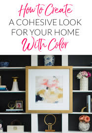 whole house color palette how to create cohesion with a whole house color palette polished