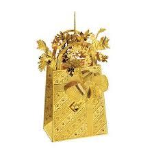 the 2006 danbury mint annual gold ornament the danbury