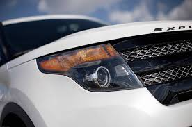 Ford Explorer Hood Latch - 2013 family crossover comparison day two automobile magazine