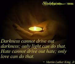 Love Quotes Martin Luther King Jr Hate Light Darkness