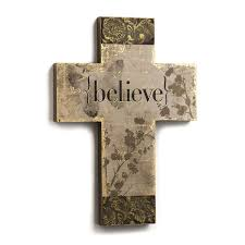 believe wall cross for the home home decor