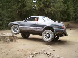 subaru brat custom lift and tire size combo pics off road ultimate subaru