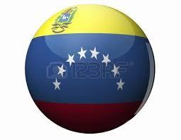 imagenes de archivo libres de derechos bandera de venezuela bandera de venezuela foto de archivo bandera