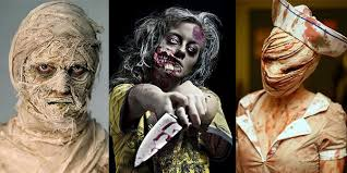 Scary Womens Halloween Costumes 20 Scary Amazing Halloween Costumes 2012 Teen Girls