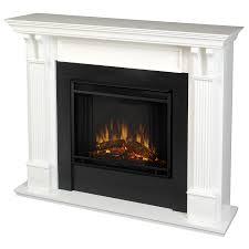 fresh creative antique white corner electric firepla 8867