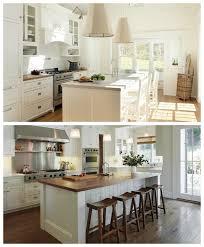cuisine rustique blanche ides de dco pour une cuisine de style moderne rustique blogue