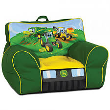 john deere soft side beanbag chair rungreen com