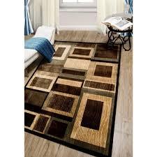 Home Dynamix Rugs On Sale Home Dynamix Bazaar Gal 1196 Black Brown 7 Ft 10 In X 10 Ft 1