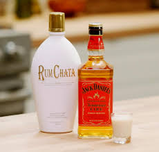 martini bottle a rumchata thanksgiving