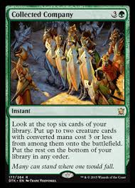 deck of the day elves modern