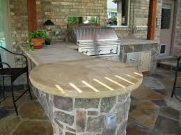 Custom Backyard Grills Barbeque Grills And Bbq Pits Green Meadows Landscaping Design