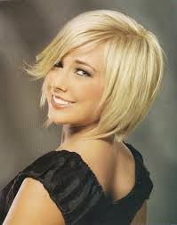 weave bob hairstyles with middle part hairtechkearney