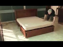 Cabinet Bed Vancouver Clover Murphy Cabinet Bed Instant Guest Bed Save Beds