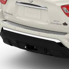 pathfinder nissan trunk nissan canada offers pathfinder platinum midnight edition to
