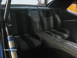 chevrolet camaro back seat 69 camaro ss backseat 1 back seats are in the 1969 camaro ss pro