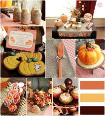 Fall Harvest Decorating Ideas - baby shower themes for the fall harvest decoration baby shower diy