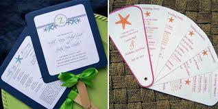 Fan Ceremony Programs Paper Fan Wedding Programs Diy Designer Fan Wedding Program