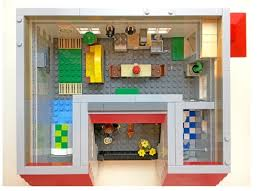 lego kitchen island lego ideas five guys burgers and fries