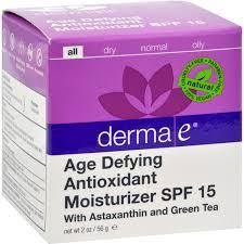 lexus valerian song amazon com derma e age defying antioxidant moisturizer spf 15