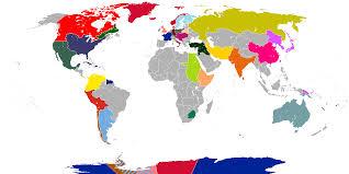 Alternate History Maps Maps No Napoleon Alternative History Fandom Powered By Wikia