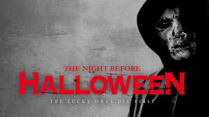 the night before halloween trailer youtube