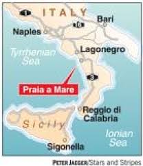 Sigonella Italy Map by Praia An Italian Duet Of Mountains And Sea Travel Archived