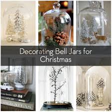 Large Christmas Bells Decorations by Nine Ways To Decorate Your Bell Jar For Christmas Curbly