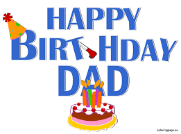 happy birthday dad clipart clipartxtras