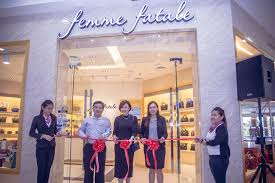 boutique femme designer bag boutique femme fatale opens in vivacity megamall