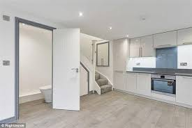 Semi Detached Home Design News Public Toilet Converted Into A One Bed Semi Detached House Daily